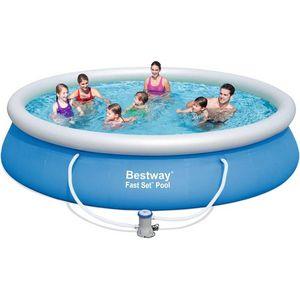 Bestway - piscine hors-sol autoportante 1421869 - Schwimmbad Mobil