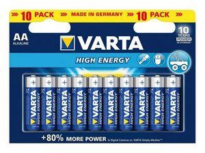 Varta - pile alcaline jetable 1426439 - Einweg Alkali Batterie