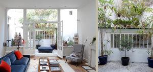MARION COLLARD - blanche paris - Innenarchitektenprojekt
