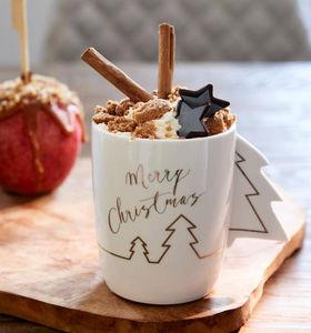 Riviera Maison - happy tree - Weihnachts Und Festgeschirr