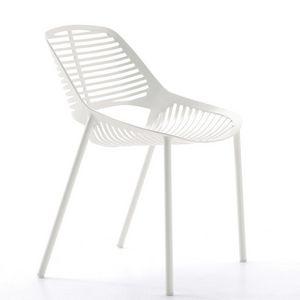FAST - niwa - chaise en aluminium - Stuhl