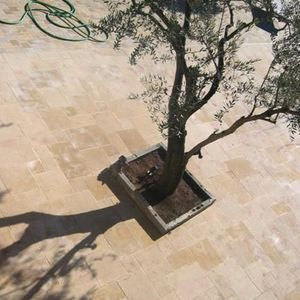TENDANCE PIERRE - chanceaux opus-romain - Bodenplatten Außenbereich