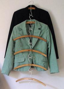 HENRIK DRECKER - gerda robe  - Bügel