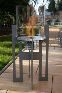 Decofire - glasfeuerstelle gilly - Feuerstelle