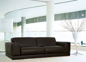 Canapé Show - canap? 2pl. grand luxe. cuir 2.5 mm - Sofa 2 Sitzer