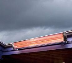 HOT CONCEPT - 8kw - Elektrische Terrassenheizung