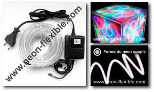 NEONFLEXIBLE.COM - décoration de la maison blanc 10m - Biegsamer Neon