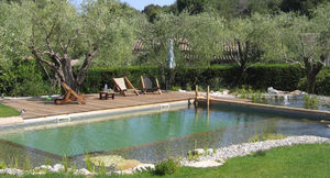 BIOTEICH -  - Traditioneller Schwimmbad
