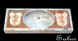OCHRA COLLECTION -  - Waschbecken