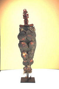 AfricAsia Primitive and Antiques - dague de cérémonie - Dolch