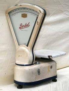 PNEC BERTIN -  - Küchenwaage
