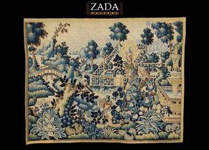 ZADA GALLERY -  - Wandteppich Aus Oudenaarde