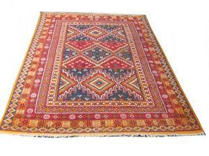TAPIS TAPISSERIES - Afsari Kashani - maroc - Traditioneller Teppich