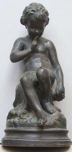 ARS ANTIQUA -  - Kleine Statue