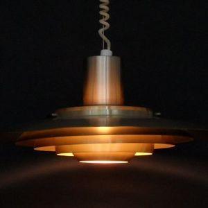 LampVintage - preben fabricius&jorgen kastholm - Deckenlampe Hängelampe