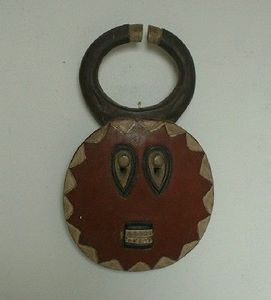 Décoantiq -  - Maske Aus Afrika