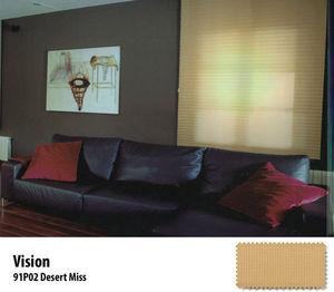 Variance store - store plissé vertical-vision(p)-sable du désert - Sonnen Und Blendschutz