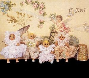 Sartoni Danilo Ravenna Italy -  - Puppe