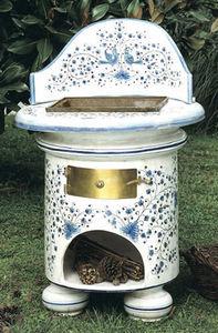 Pugi Ceramiche - venezia - Holzkohlegrill