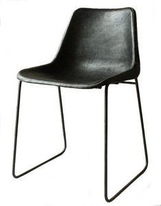 Sol & Luna - giron chair silver - Stuhl
