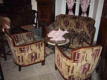 Abacadabra Antiquités - salon - Sitzgruppe