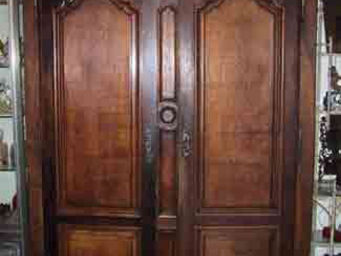 Abacadabra Antiquités - armoire - Kleiderschrank