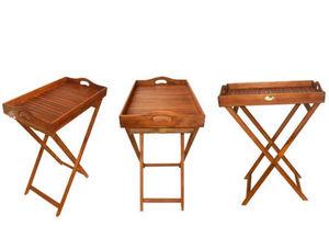 wood-en-stock -  - Standtablett
