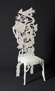 Lisa Vanho - oiseau - Stuhl
