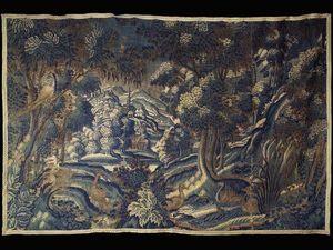 Bauermeister Antiquités - Expertise - tapisserie - Aubusson Teppich