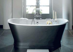 Imperial Bathrooms - radison cast iron bath - Freistehende Badewanne