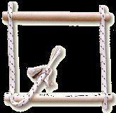 CORDERIE ET FILETS MASSE -  - Strickleiter
