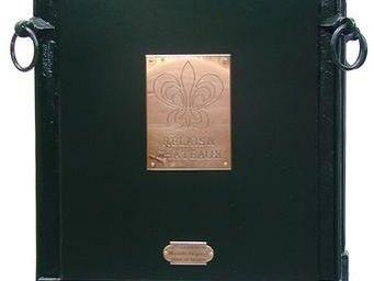 Jardinieres & Interieurs - vert logo r&c - Blumenkasten