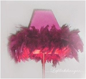 LAFILLEDUHANGAR -  - Lampenschirm