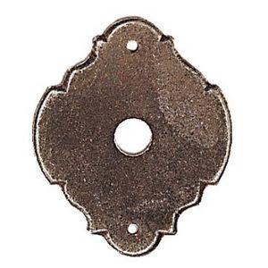 FERRURES ET PATINES - rosace en fer viellie pour porte d'interieur ou d - Türrosette