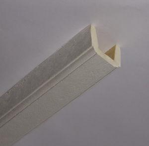 Nevadeco - nt 10 blanche en 3.50m - Zierbalken