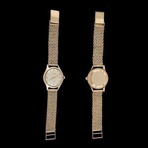 Expertissim - certina. montre-bracelet d'homme en or. - Uhr