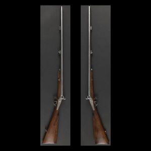 Expertissim - fusil de chasse à percussion deux coups - Karabiner Und Gewehr