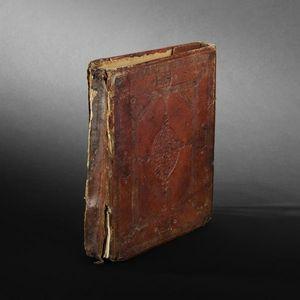Expertissim - partie de coran. afrique du nord, xixe siècle - Altes Buch