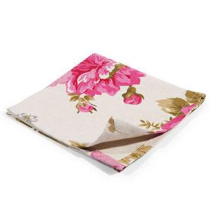 MAISONS DU MONDE - serviette floralie - Tisch Serviette