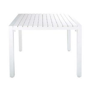 MAISONS DU MONDE - table à diner carrée portofino - Quadratischer Esstisch