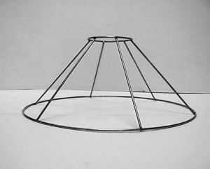 Atelier Allibert -  - Lampenschirm Gerüst