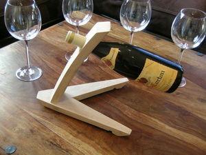 Douelledereve - décantation - Wein Ständer