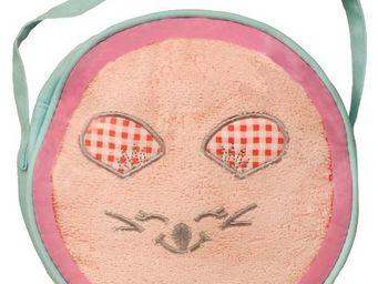 SIRETEX - SENSEI - sac à main pvc 1 serviette brodée mouse room - Kinder Handtasche