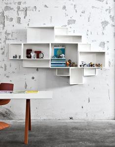 Kristalia - shellf - Bibliothek