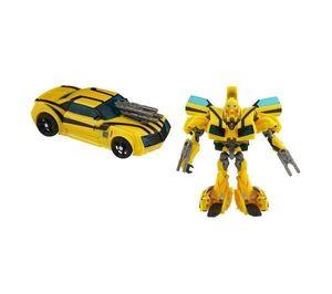 HASBRO - transformers - prime deluxe bumblebee - Kindersessel