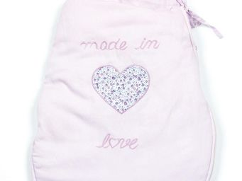 BLANC D'IVOIRE - made in love - Schlafsack