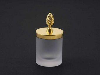 Cristal Et Bronze - cristal satiné - Wattebauschtopf