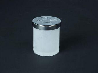 Cristal Et Bronze - cristal satiné - Zahnputzbecher