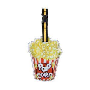 La Chaise Longue - etiquette à bagage popcorn - Koffer Aufkleber