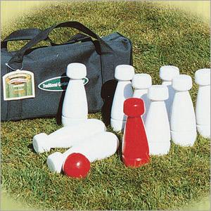 Traditional Garden Games -  - Kegelspiel